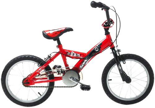Sonic Boom unisex kids  16 Inch wheel Bike Best Price and Cheapest