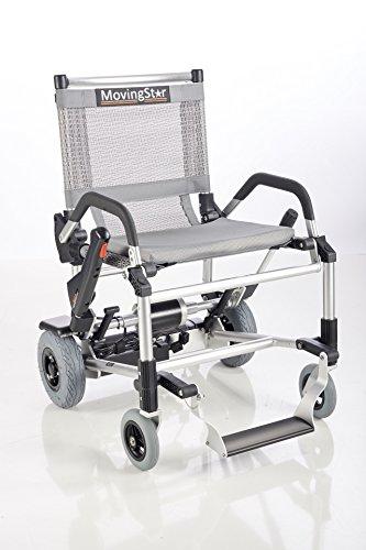 Silla de ruedas eléctrica y plegable Zinger