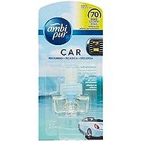 Ambi Pur Car Torrente Refrescante Recambio Para Ambientador - 7ml