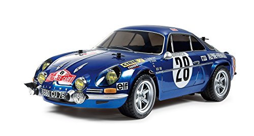 TAMIYA 300058591-1:10 RC Renault Alpine A110 Monte 71 M06*