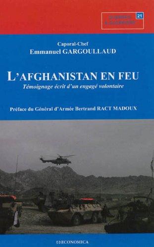 Afghanistan en feu (L') - Témoignag...