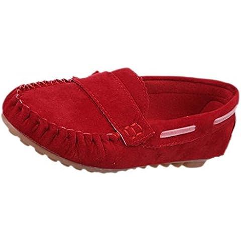 Transer® Nuevo Mujeres Flats Zapatos Zapatos Zapatos Mocasines planos de deslizamiento en la
