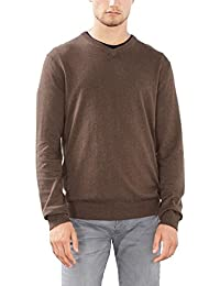 Esprit Basic-Regular Fit, Pull Homme