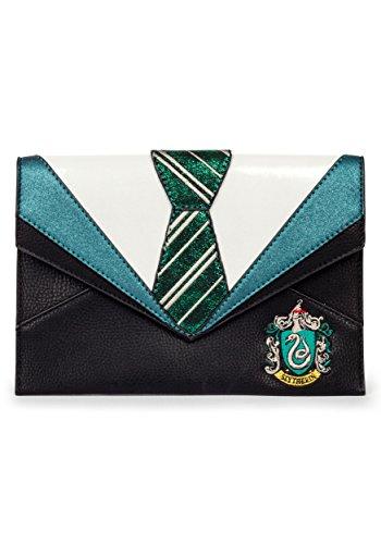 Harry Potter - Slytherin Uniform - Clutch by Danielle Nicole