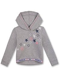 Sanetta 124690, Sweat-Shirt à Capuche Fille