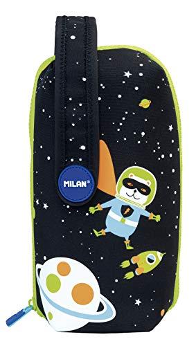 Milan Kit 4 Estuches Contenido Super Heroes Space