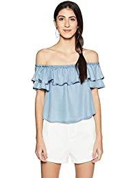 Forever 21 Women's Regular Fit Shirt