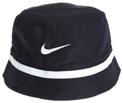 Nike Unisex Reversible Juventus Bucket Hat (591580) (Black/White, L/XL) (Reversible Nike Jersey)