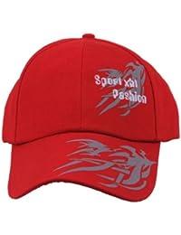 Smile YKK mujeres hombres color puro patrón sol sombrero gorra de béisbol deportes al aire libre cap