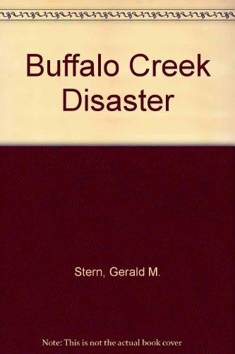 Buffalo Creek Disaster por Gerald M. Stern