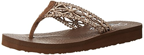 Skechers Cali Meditation-Ocean Breeze Flip Flop
