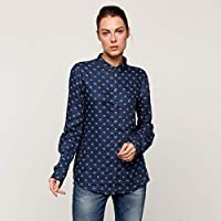 lee Cooper Shirts For Women, Blue S