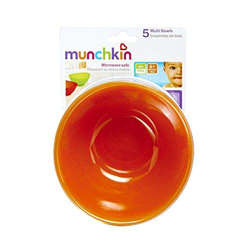 Munchkin bunte Breischalen - 3