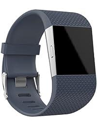 Riemen groß Fitbit Surge Overdose Uhr Kit Werkzeug-Band Armband für Fitbit Surge