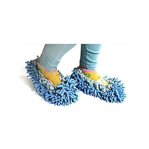 linkings-cute-staub-mop-hausschuhe-boden-reiniger-einfach-zu-reinigen-badezimmer-buro-kuche-himmelbl