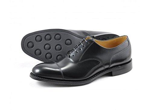 loake-806b-oxford-estilo-cordones-en-negro-alta-brillo-pulido-cuero-en-un-danite-suela-de-goma-inclu