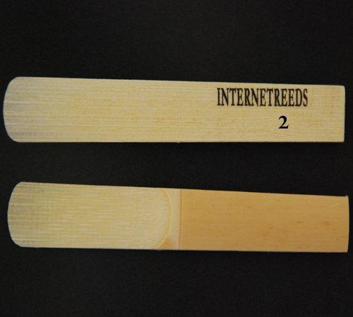 internetreeds - Confezione da 10 ance per clarinetto, Si bemolle 2
