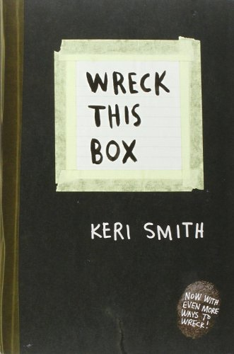 Wreck This Box Boxed Set por Keri Smith