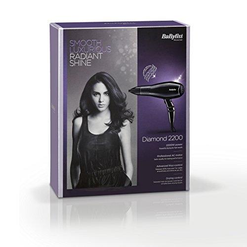 BaByliss Diamond Hair Dryer