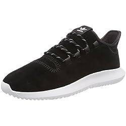 Adidas Tubular Shadow, Scarpe da Running Uomo, Nero Ftwwht/Cblack, 45 1/3 EU