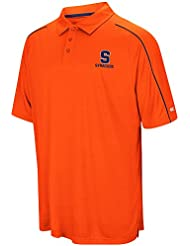 "Syracuse Orange NCAA ""Setter"" Men's Performance Polo shirt Chemise"