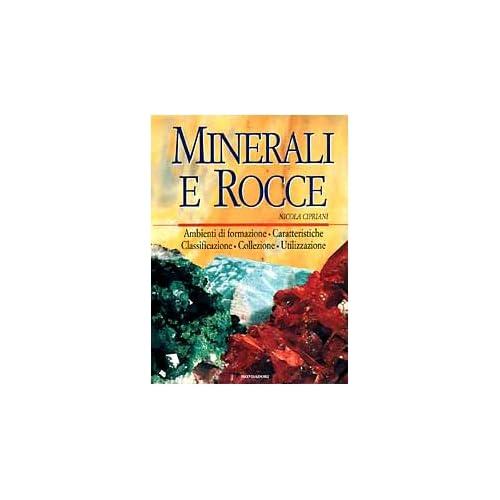Minerali E Rocce. Ambienti Di Formazione, Caratteristiche, Classificazione, Collezione, Utilizzazione