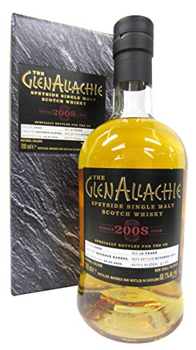 Glenallachie - Single Cask #24829-2008 10 year old Whisky