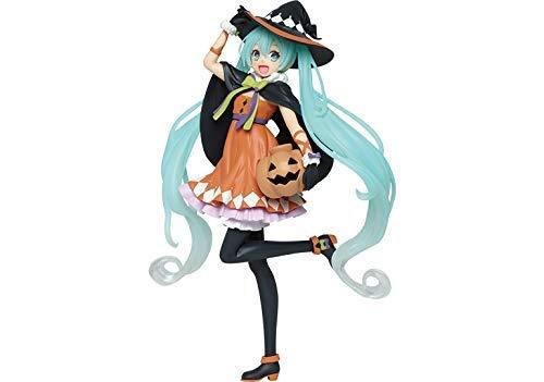 Hatsune Miku Figure 2 and Season Autumn Ver. Series Halloween Taito Prize Project Diva Arcade Future Tone