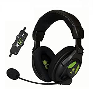 Turtle Beach X12 Amplified Stereo Gaming Headset - Xbox 360