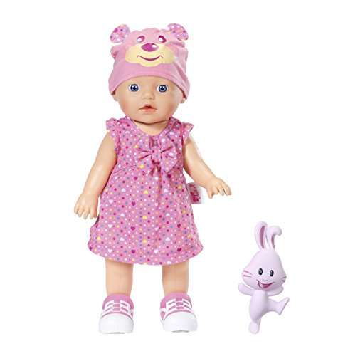 Zapf Creation 823484 - My Little BABY born Walks puppe Preisvergleich