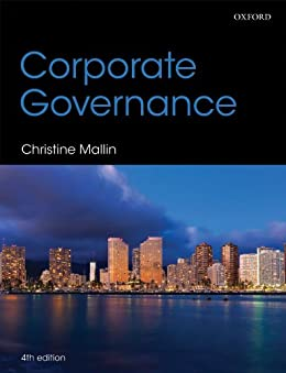 Corporate Governance par [Mallin, Christine]