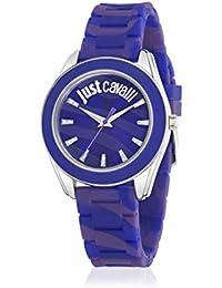 Just Cavalli Damen-Armbanduhr Analog Quarz Plastik R7251602501