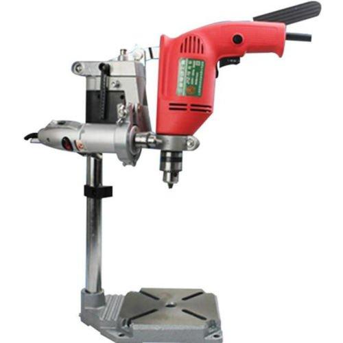 Multifunktionsgerät für Bohrmaschine Halterung Halterung mit Klemme für Bohrung Arbeit für Reparatur-Presse Bank Bank mit Base 38& 43mm