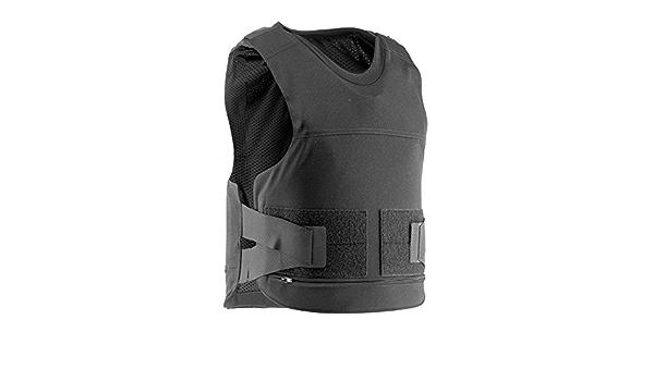 One Size schwarz BSST Erwachsene G1 Jacket Cover wei/ß schnell Gr/ö/ße M Kugelsichere Weste