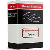 Pryse 1620006 - Gomas elásticas, caja de 100 g, Nº6