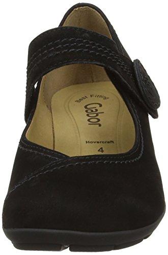 Gabor Shoes - Gabor, mary jane  da donna Nero(Schwarz (Schwarz))