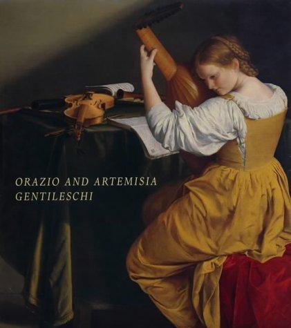Orazio and Artemisia Gentileschi (Metropolitan Museum of Art) by Keith Christiansen (2001-11-02)