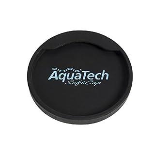 Aquatech ASCN-500 Soft Cap for Nikon 500 mm f/4E FL ED VR Lens - Black