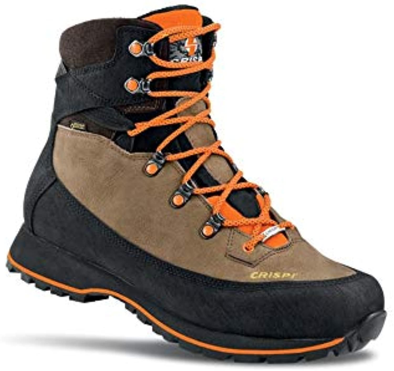CRISPI CRISPI CRISPI Scarpe per Uomo Lapponia Scarponcino da Caccia Camminata Trekking Goretex Tecnica Impermeabile | Nuovo Arrivo  7d0def