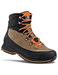 CRISPI Lapponia Cf4951 - Zapatos de Caza de Piel para Hombre marrón marrón