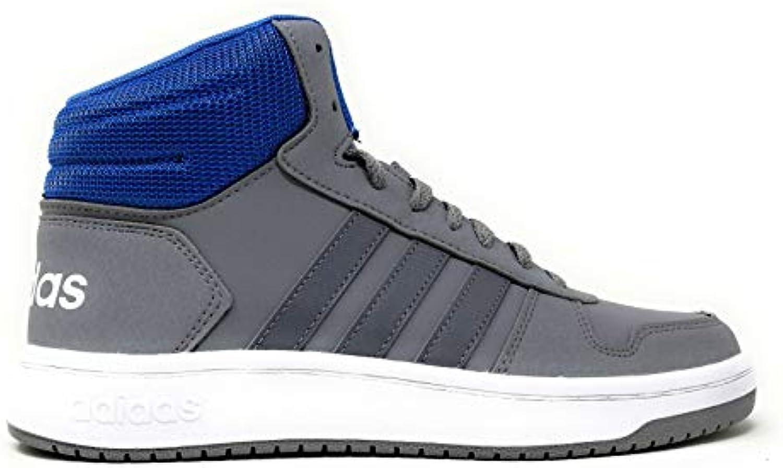 Adidas Hoops Mid 2.0 K, Scarpe da Basket Unisex – Adulto   Varietà Grande    Uomini/Donne Scarpa