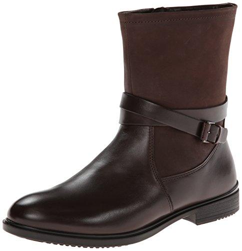ECCO  Ecco Touch 15 B Short Boot, bottes femme Braun (COFFEE/MOCHA 58877)