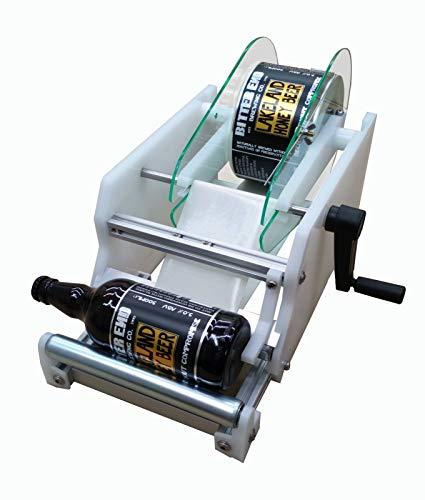 Etikettiermaschine für Flaschen -