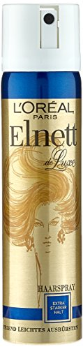 L\'Oréal Paris Elnett de Luxe Haarspray extra starker Halt, 75 ml