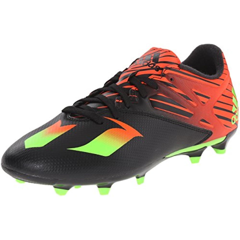 Adidas Performance Messi 15.3 Chaussures de football, noir / / choc Vert / / solaire Rouge, 6,5 M nous - B010Q2RY7S - 966010