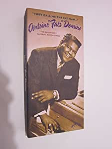 """They Call Me the Fat Man... """"Antoine """"Fats"""" Domino: The Legendary Imperial Recordings Box set Edition by Domino, Fats (1991) Audio CD"""