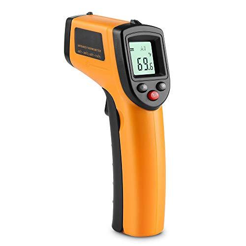 Infrarot-Thermometer, Non-Contact Digital Laser IR Infrarot-Thermometer, mit LCD-Display, Temperatur-50 ℃ -380 ℃ -58 ℉ -716 ℉(Enthält Keine Batterie)