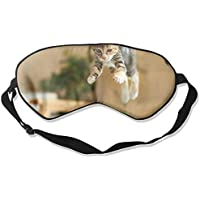 Jumping Cats 99% Eyeshade Blinders Sleeping Eye Patch Eye Mask Blindfold For Travel Insomnia Meditation preisvergleich bei billige-tabletten.eu