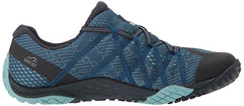 Merrell Damen Trail Glove 4 E-Mesh Traillaufschuhe Bleu (Aqua)