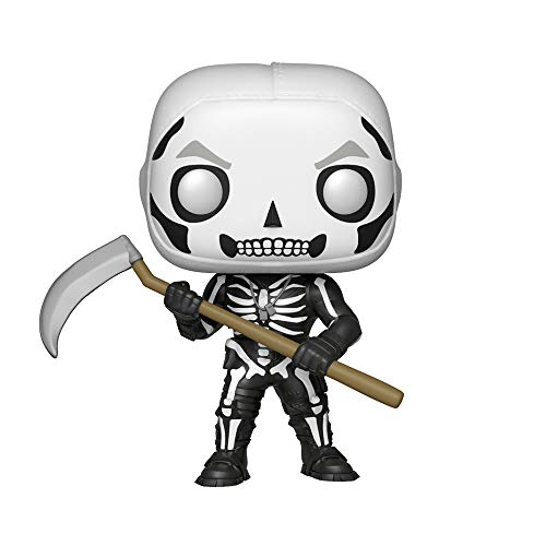 Funko Fortnite Skull Trooper Figura de Vinilo, Multicolor (34470)